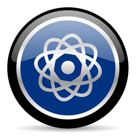 blue web button Stock Photo - 26087672