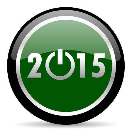 green web button Stock Photo - 26191716