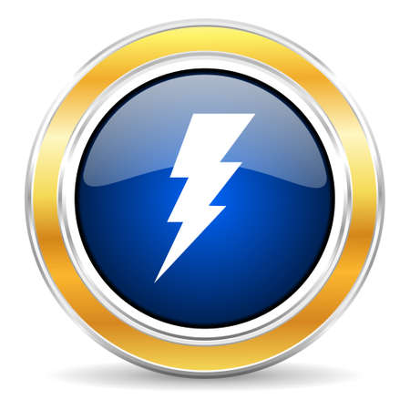amperage: blue circle buttons