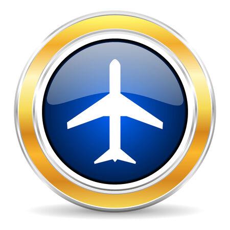 arrivals: blue circle buttons
