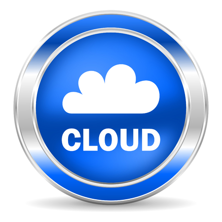cloud icon  photo