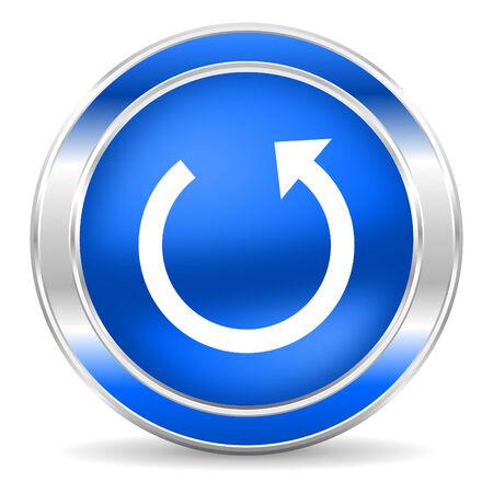 rotate: rotate icon  Stock Photo