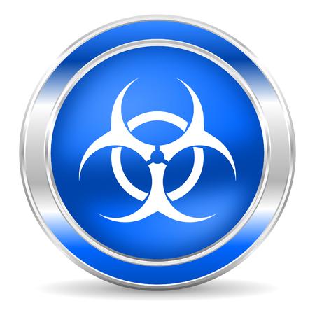 biohazard icon  photo