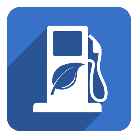 canola: bio fuel icon Stock Photo