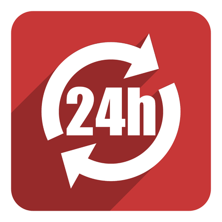 24h: 24h icon