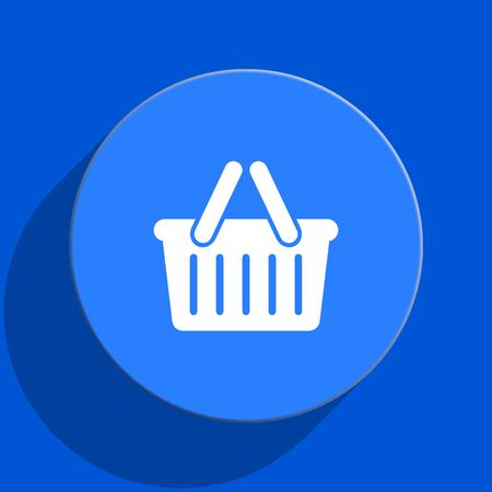 pushbutton: blue web pushbutton