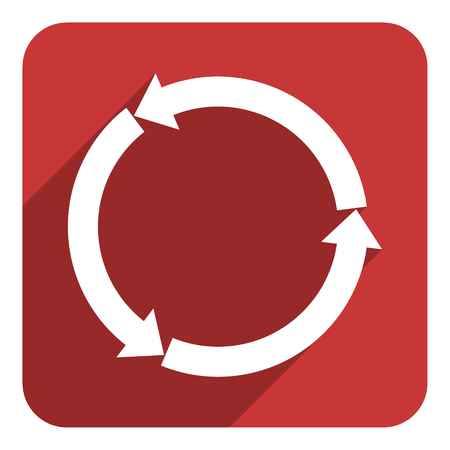 reload: reload flat icon