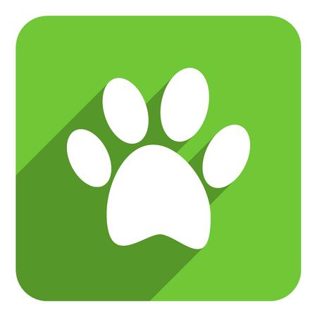 animal in wild: animal wild life flat icon Stock Photo