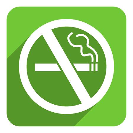 no smoking flat icon photo