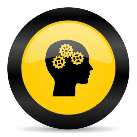 brainy: new modern oryginal web icon