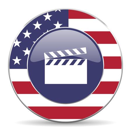 web glossy icon photo