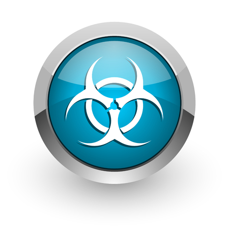 varez: blue glossy web icon
