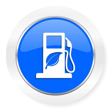 canola: blue glossy web icon