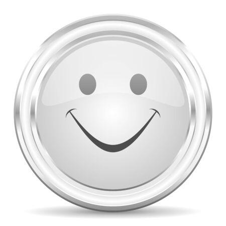 new yea: glossy circle internet icon