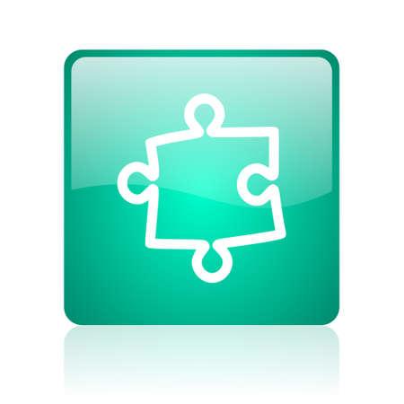 glossy web icon photo