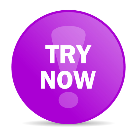 try now web icon  photo