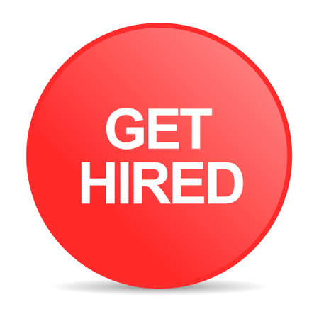 hired: get hired web icon