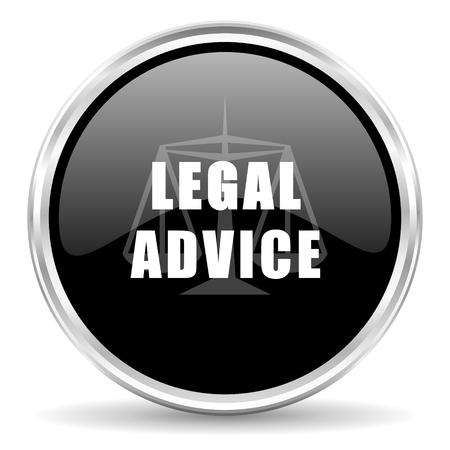 asesoria legal: icono de internet asesoramiento jur�dico