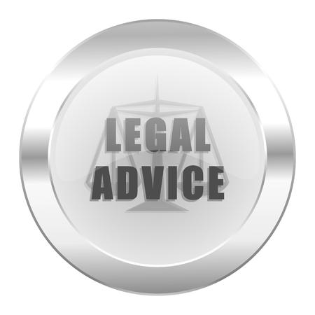 asesoria legal: aislado asesoramiento jur�dico icono de Chrome Web