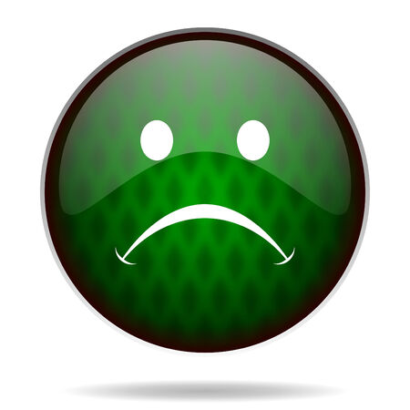 cry green internet icon photo