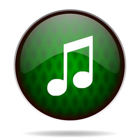 music green internet icon photo