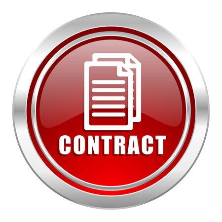 contract icon photo