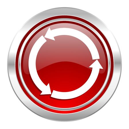 application recycle: refresh icon, reload icon
