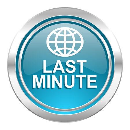last minute icon photo