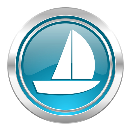yacht icon photo