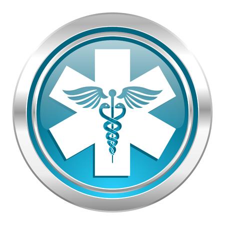 hospital sign: emergency icon, hospital sign