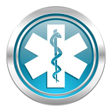 emergency icon, hospital sign photo