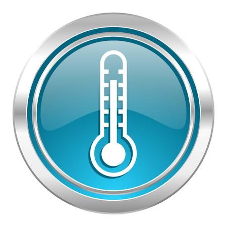 thermometer icon, temperature sign photo