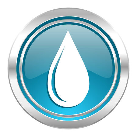 water drop icon photo
