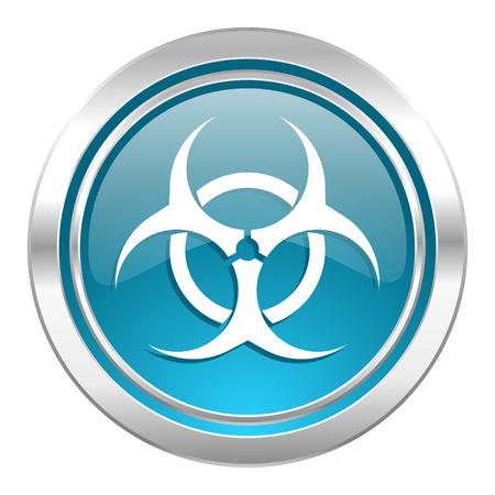 biohazard virus sign photo