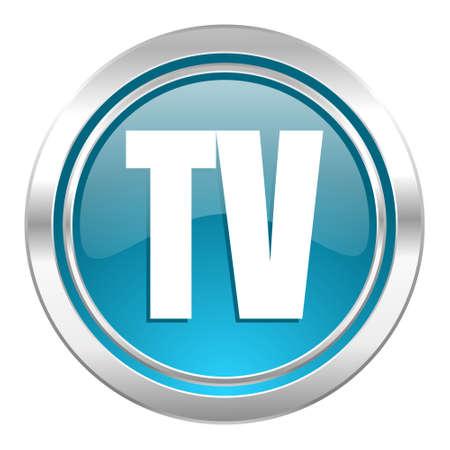 tv icon, television sign photo