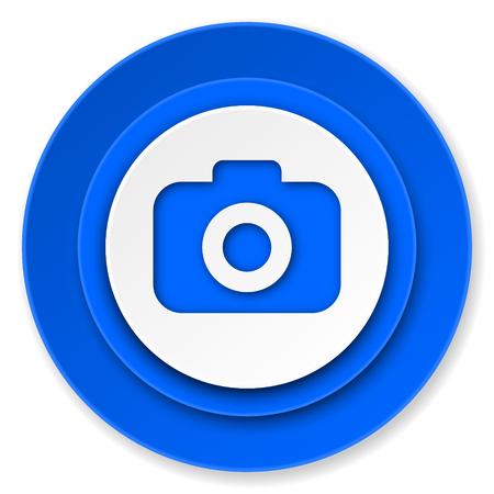 photo camera icon, photography sign photo