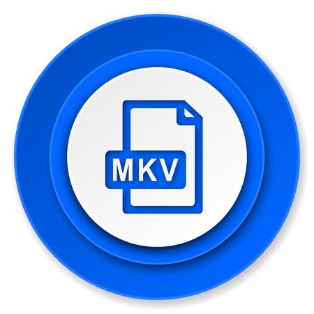 mkv file icon photo