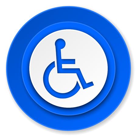 wheelchair icon photo
