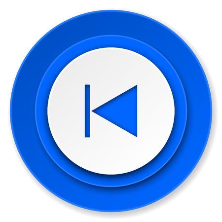 previous: previous icon