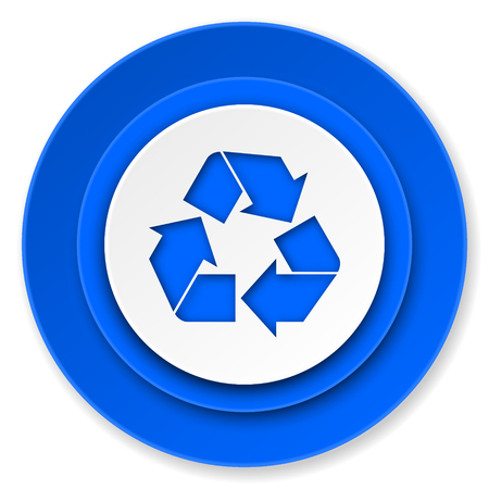 application recycle: recycle icon, recycling sign