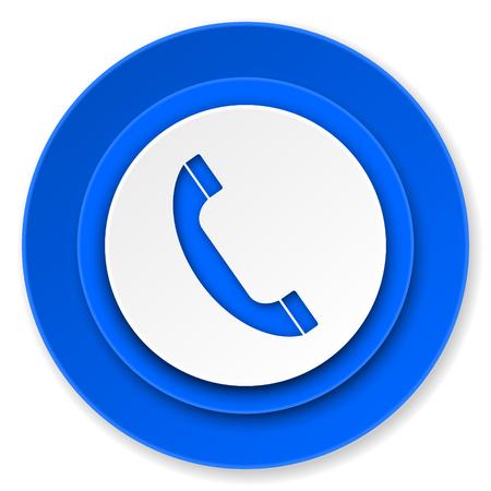phone icon, telephone sign photo