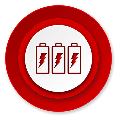 battery icon, power sign photo