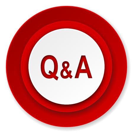 question answer icon photo