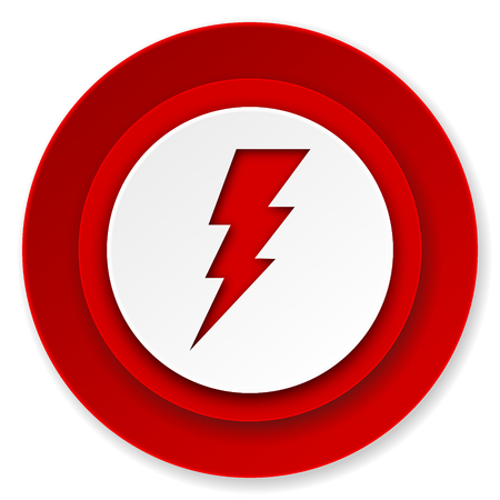 bolt icon, flash sign photo