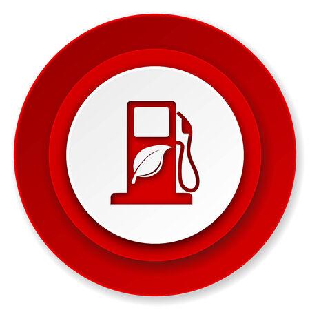 biofuel icon, bio fuel sign photo