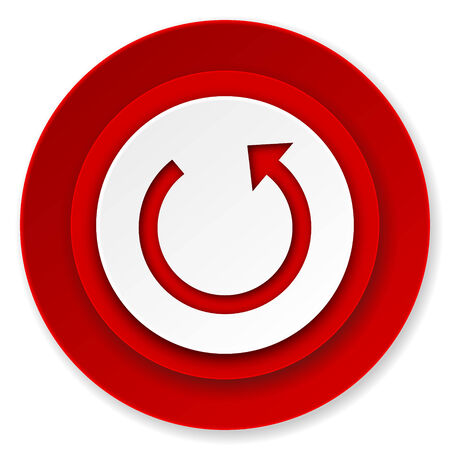rotate: rotate icon, reload sign