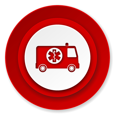 ambulance icon photo