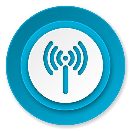 wifi icon, wireless network sign photo