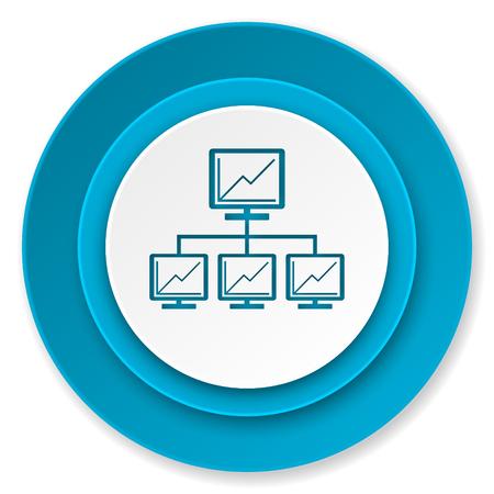 lan: network icon, lan sign