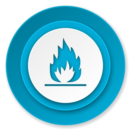 flame: flame icon